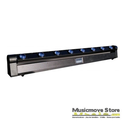 magic led et roll 810 les nouveaut s starlight de 2014 musicmove store. Black Bedroom Furniture Sets. Home Design Ideas